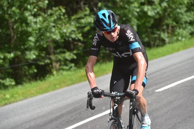 Tour: Stavnice na Froomovi strani. Sledijo Quintana, Contador, Nibali ...