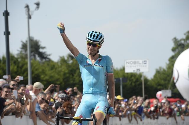 Vincenzo Nibali spet državni prvak