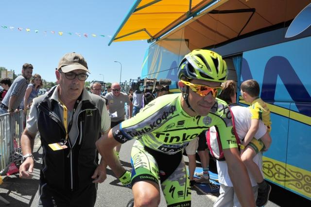 Alberto Contador: Naslednji cilj Tour de France