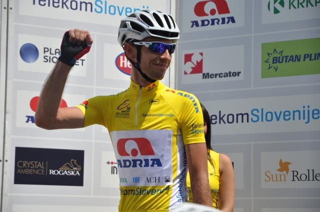Radoslav Rogina najboljši na Kitajskem, Marko Kump najhitrejši sprinter