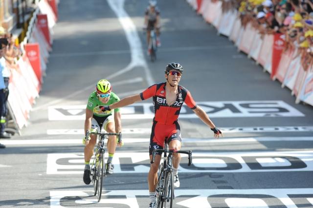 Peter Sagan še 15. drugi! Tokrat boljši Van Avermaet