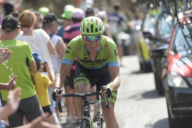 Kristijan Koren bežal do zadnjih kilometrov, Froome odgovoril Quintani (FOTO)