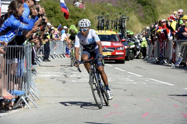 Nairo Quintana: Tour sem izgubil v prvem tednu