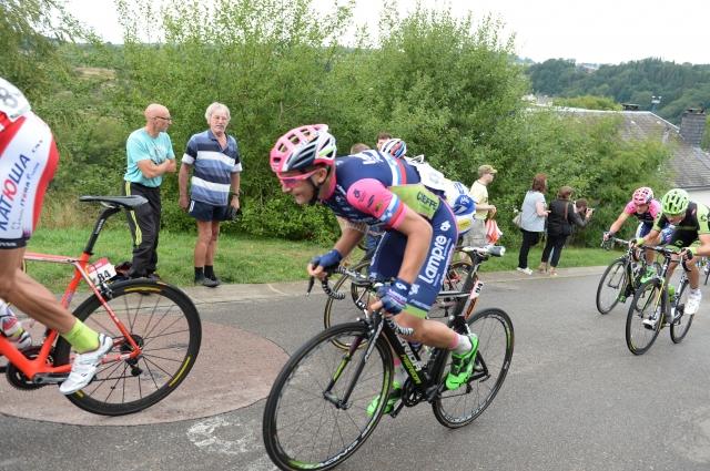 Andre Greipel najboljši v Nemčiji, Luka Pibernik 17. Robertu Jenku sprint na Hrvaškem.