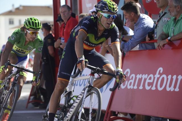 Alejandro Vlaverde tokrat ugnal Petra Sagana