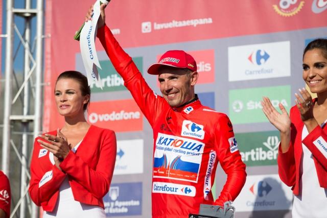 Vuelta: Glavni junaki po novem spektaklu