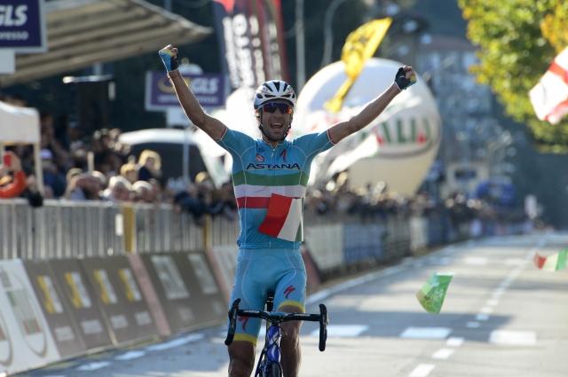Jan Polanc bežal, Vincenzo Nibali preprosto premočan