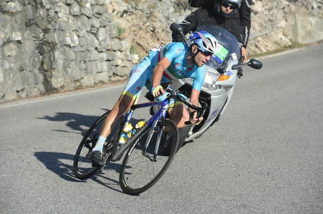 Vincenzo Nibali in njegov neverjeten spust: