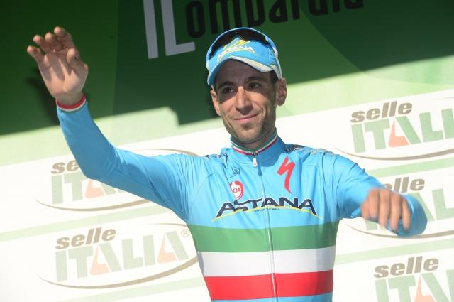 Vincenzo Nibali: Poskušal sem ostati konkurenčen