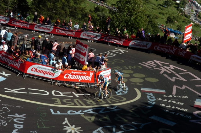 Tour de France: Ventoux in dvakrat na Alpe d'Huez?