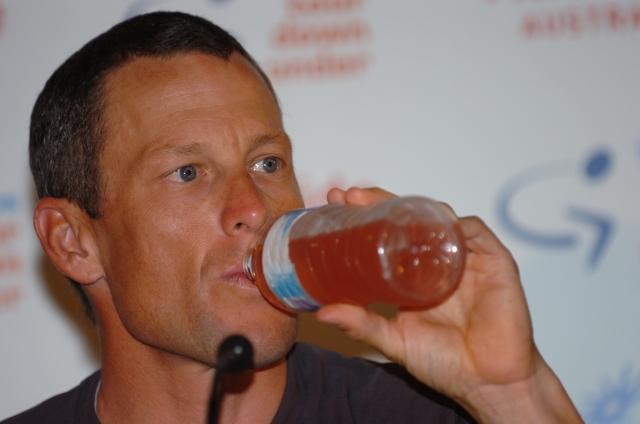 Armstrong: Pojma nimam, kaj me čaka v prihodnosti ...