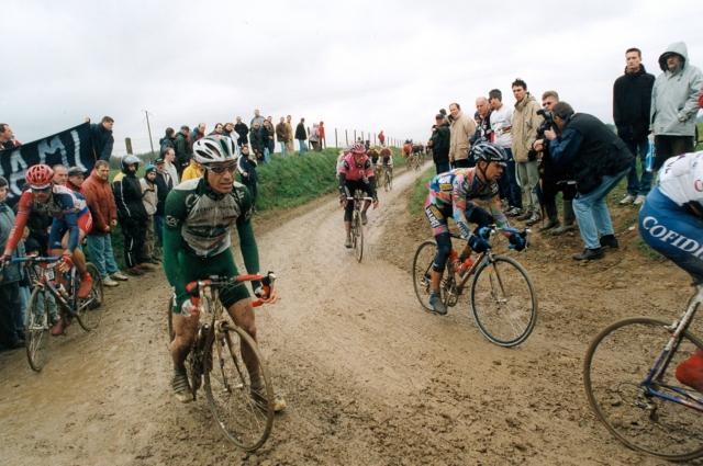 Roubaix: Foto in video spomini na zadnji deževen dan