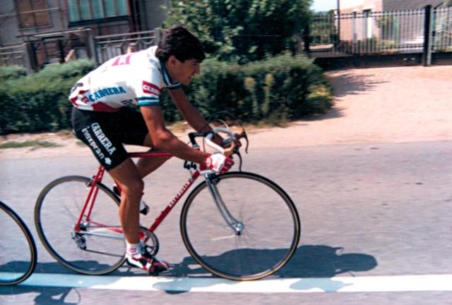 Claudio Chiappucci: Naše kolesarstvo je bolj navduševalo