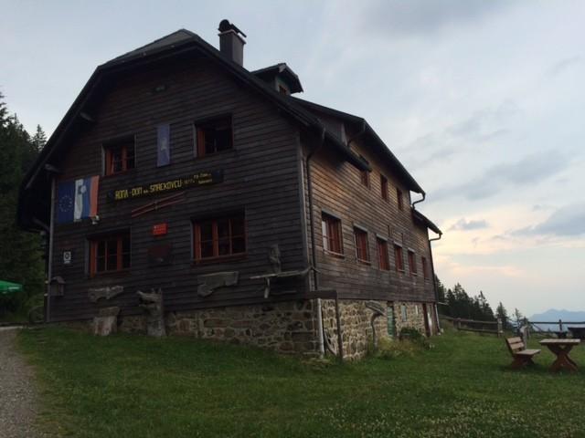 Dom na Smrekovcu
