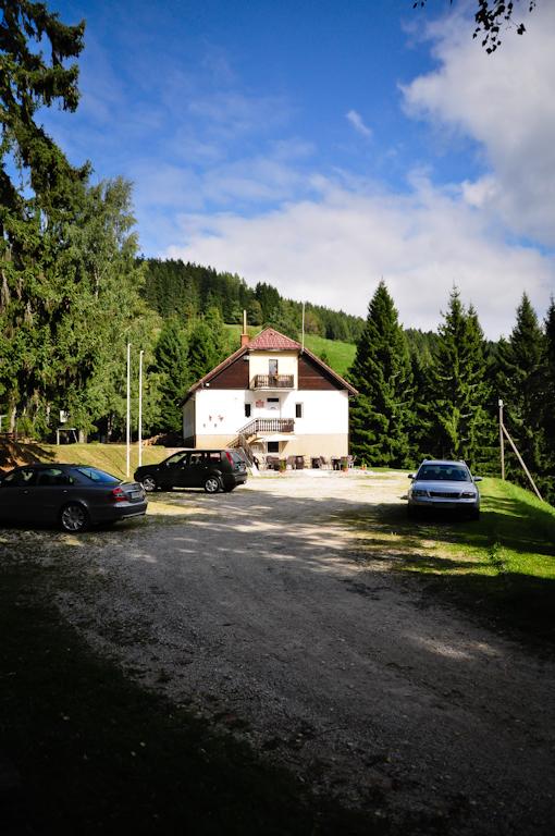 Planinski dom Košenjak
