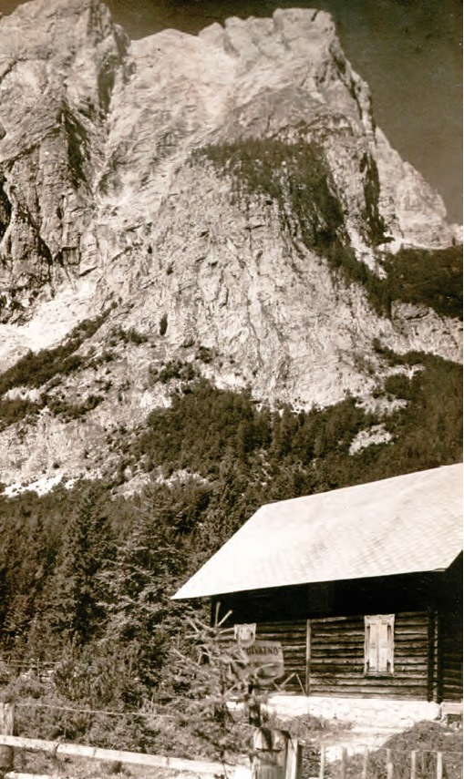 Šlajmerjev dom v Vratih