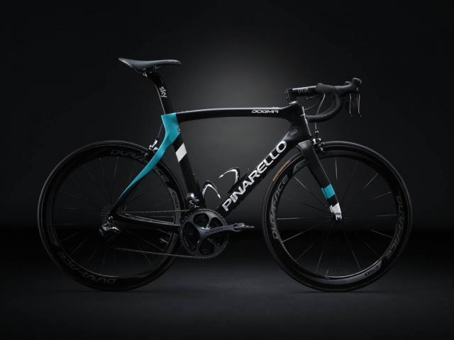 Pinarello razkril kolo v barvah moštva Sky