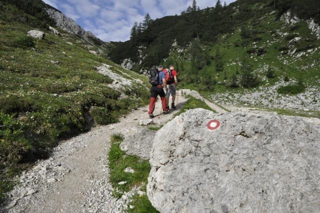 Za urejene planinske poti za prihodnje generacije