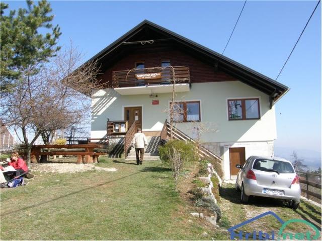 Planinski dom na Brnici