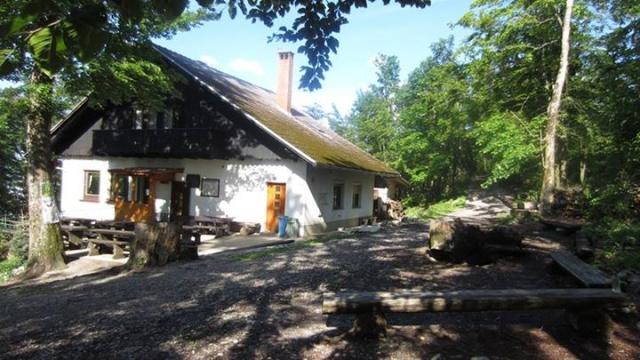 Planinski dom Rašiške čete na Rašici