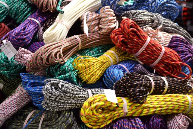 Kdaj je potrebna menjava plezalne vrvi?