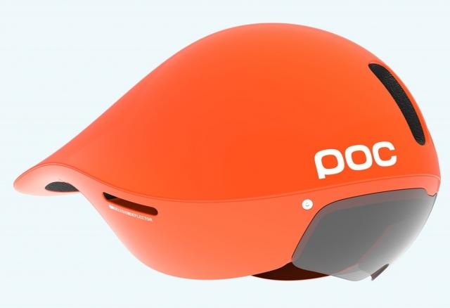 Očala in čelade POC za kolesarje Garmina