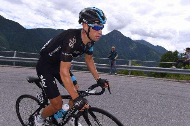 Richie Porte zaradi poškodb zapušča Giro