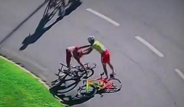 Kocjan spet drugi, pretep na dirki po Portugalski (video)