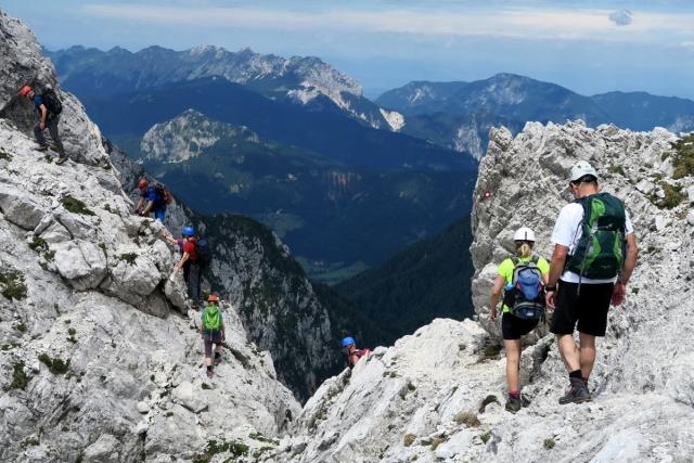 Previdno v gore: Gorski reševalci so letos zabeležili že 277 nesreč