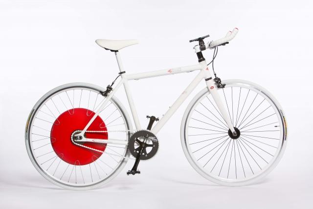 FlyKly dobiva konkurenco - Copenhagen Wheel gre na tržišče