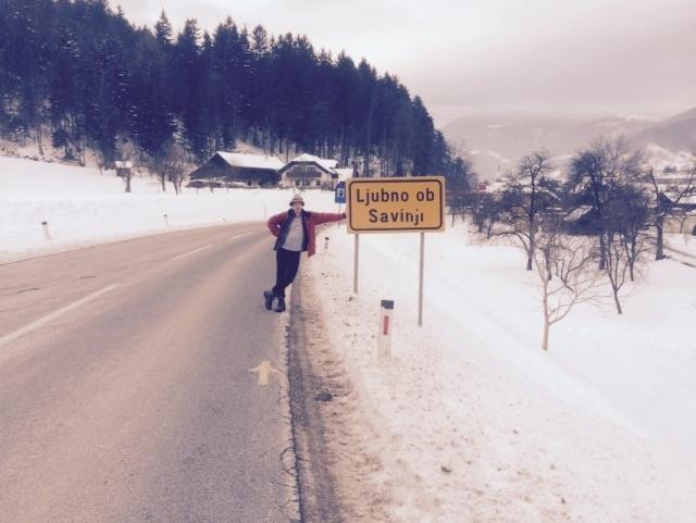 [Intervju] Mitja Lavtar: 28-letnik, ki bo peš, s kolesom, avtom ali vlakom obiskal vse slovenske kraje
