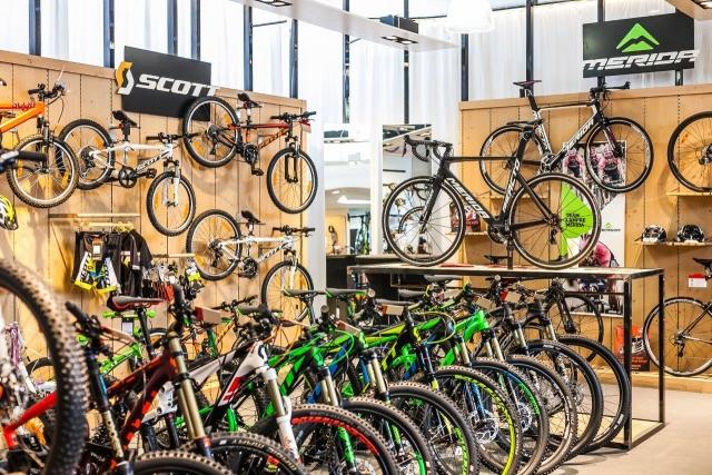 V trgovini Eurosport trade, po novem ProShop tudi kolesarska ponudba