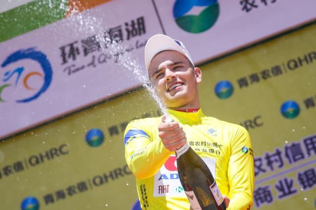 Adria Mobil do Kitajske čakala na prvo zmago