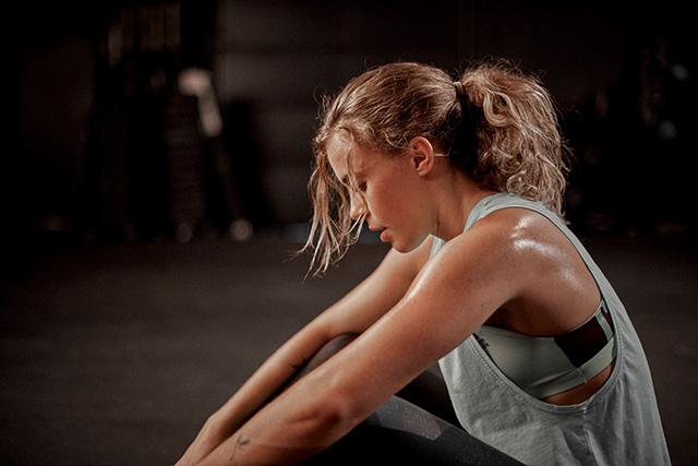 Kako hitro izgubite kondicijo, če ne trenirate?