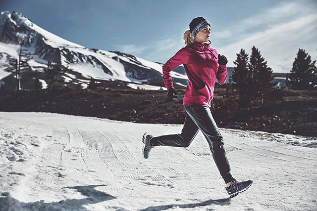 Pogoste napake tekačev začetnikov v zimskih dneh