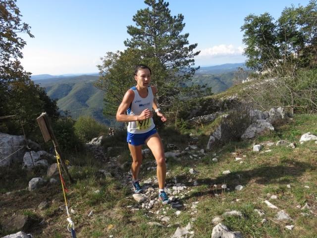 Na Gorskem teku na Nanos padel ženski rekord