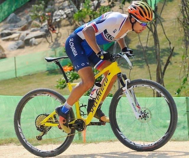 Peter Sagan med zvezdniki gorskega kolesarstva