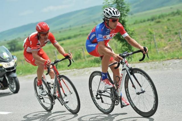 Primož Roglič dobil etapo v Azerbajdžanu!