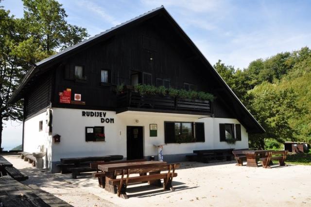 Planinski dom pod Donačko goro - Rudijev dom