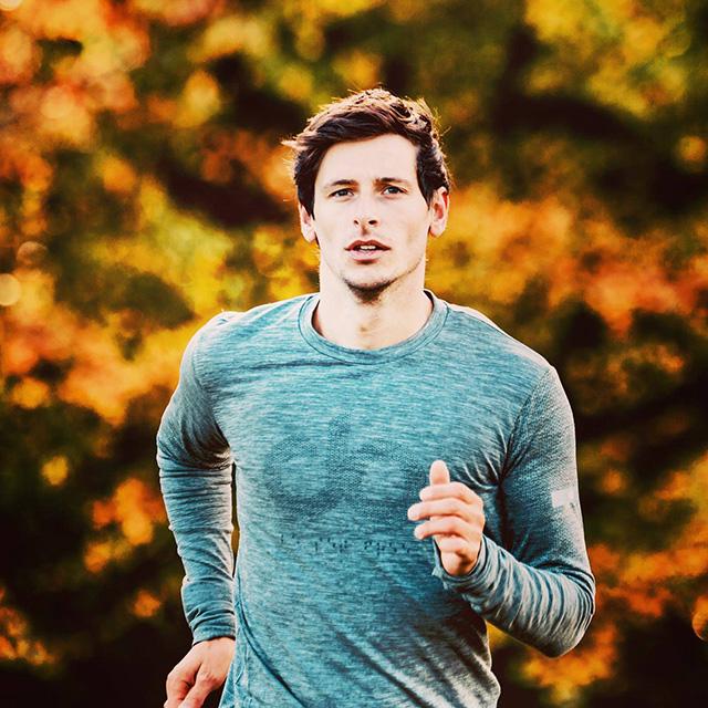 Nick Butter želi preteči maraton v vsaki državi na svetu