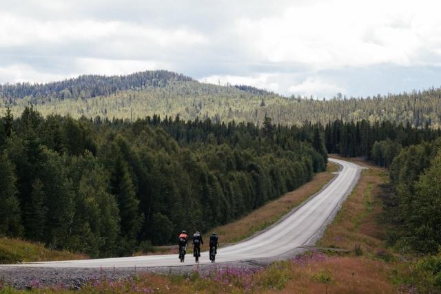 Oglejte si odlični dokumentarec Length of Sweden v celoti