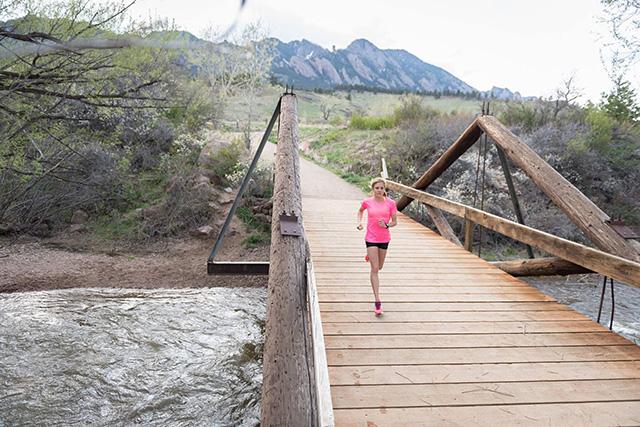 Mladi tekači imajo močnejše povezave v možganih