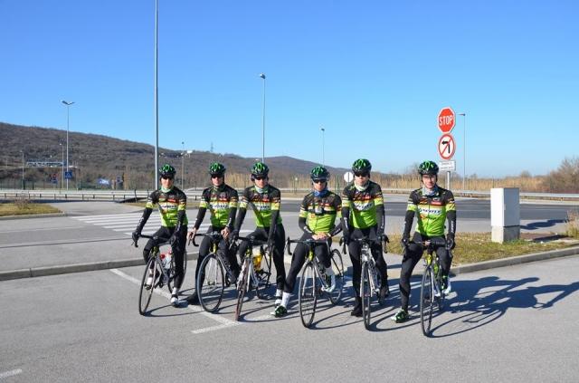 Savčani v Istri pripravljeni na prvo dirko (foto)