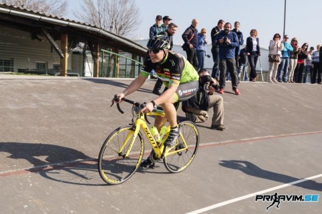 Savčani s kolesom Janu omogočili olimpijske igre