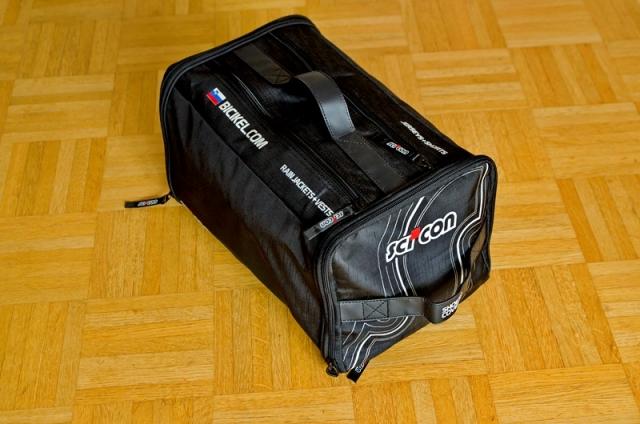 Vozili smo: Scicon Race Rain Bag
