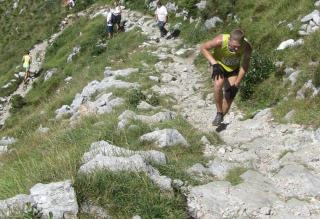 Gašper Bregar osvojil Ratitovec, državno prvenstvo in vozovnico na svetovno prvenstvo