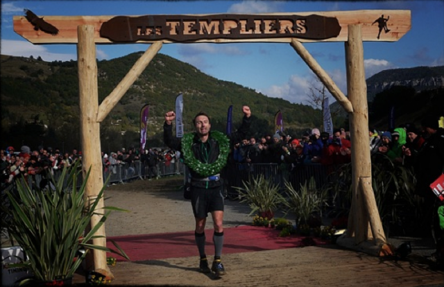Antolinos osvojil mrzli La course des Templiers
