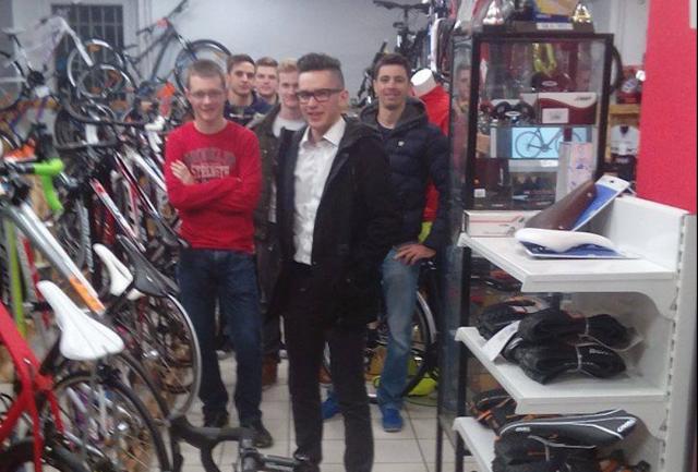 Na Primorskem članska ekipa: Meblojogi Kult Solkan