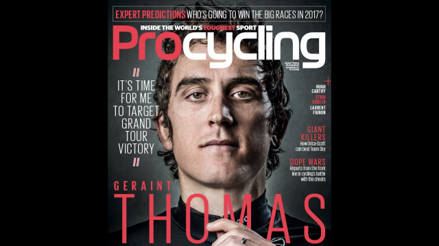 Revija Procycling in Bogdan Fink: V Sloveniji narejeni kolesarji