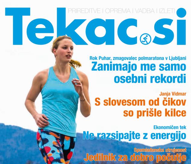 Revija Tekac.si 04-05: Ogrejte se